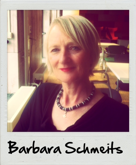 Polaroid Barbara Schmeits