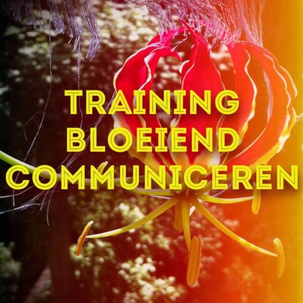 bloeiend communiceren