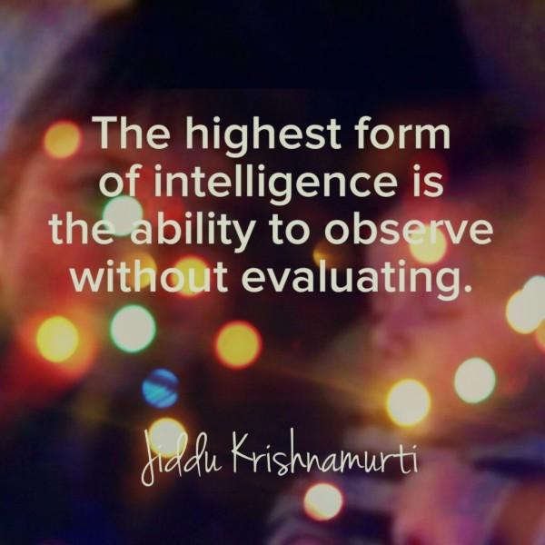 intelligentie